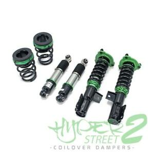 Coilovers For FORTE KOUP 10-13 Suspension Kit Adjustable Damping Height