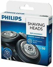 Philips Norelco AUTHENTIC SH50/52 3x Replacement Heads for 5000 Series