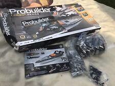 Mega Bloks Probuilder Carbon Series Deluxe Building set 3233,speed boat& jet