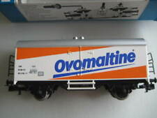 Marklin H0 4428 SBB CFF Ovomaltine Kuhlwagen in its original box