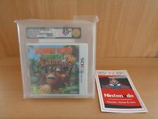 Nintendo 3DS SPIEL - DONKEY KONG COUNTRY RETURNS 3D - VGA 85+ NM+ - GOLD