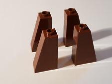 LEGO® 4 x 4460b  Dachstein 2 x 1 x 3  75° rotbraun 4270470 (#FR53) ReddishBrown