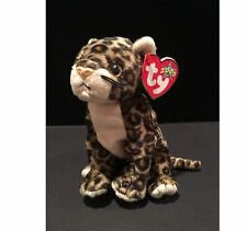 Ty Beanie Baby Sneaky the Leopard 2000 NWT