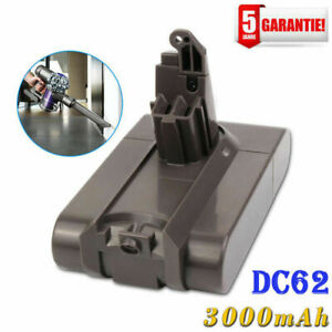 Batterie pour Dyson V6 DC58 DC59 DC61 DC62 DC72 DC74 SV03 SV05 SV06 SV07 SV09