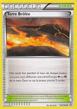 Terre Brûlée - XY5:Primo Choc - 138/160 - Carte Pokemon Neuve Française