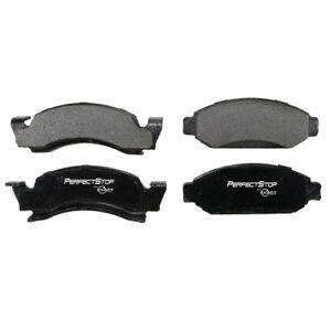 Frt Semi Met Brake Pads  Perfect Stop  PS360M