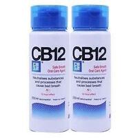 CB12 Safe Breath Oral Care Agent Two x  250ml