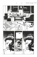 Shadowman End Times #1 page 13 Valiant Comics VEI Original Art 2014 Voodoo