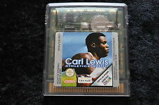 Carl Lewis Athletics 2000 Gameboy Color