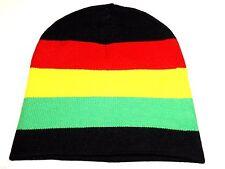 NEW Jamaican Rasta WINTER SKI SNOWBOARDING HAT CAP BEANIE