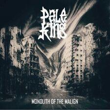 PALE KING - Monolith of the Malign (LIM.300 BLACK V.*SWE DEATH METAL*UNANIMATED)
