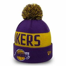 New Era NBA Los Angeles Lakers Team Tonal Knit OTC Beanie OSFA