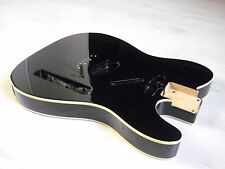 göldo Tele Body US-Alder/Alder black Double-Binding