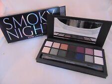 Estee Lauder Smokey Nights 14 shade eyeshadow palette matte & shimmer with brush