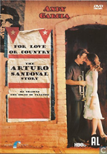 FOR LOVE OR COUNTRY: The Arturo Sandoval True Story DVD Andy Garcia R4 RARE
