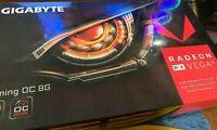 AMD Gigabyte Radeon RX VEGA 56 GAMING OC 8G Graphic Card