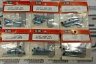 """DUBRO 614 1-1/4"""" x 5/32"""" Dia. E/Z ADJUST AXLE (2 Pcs) lot of 6 packages"""