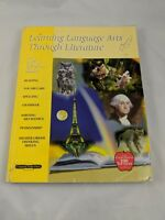 Learning Language Arts Through Literature Yellow Book Teacher Third Grade