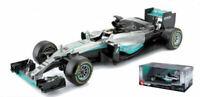 Modellino Bburago Mercedes AMG Petronas F1 Lewis Hamilton scale 1:18 DIe Cast