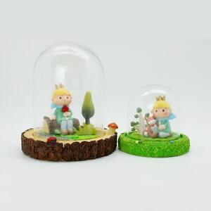 Ornament Statue Standing Figurine Resin Prince &Rose THE LITTLE PRINCE