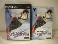 PlayStation2 - SKY SURFER - PS2. JAPAN. Work fully!29329