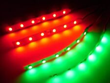 Red and Green Underbody 3528 LED Strip Lights Superbright RC Quadcopter Plane