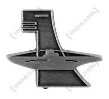 Kriegsmarine 6th Flotilla Hundius U-BOAT PIN CAP BADGE - WW2 German Navy Uniform