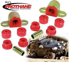 Prothane 1-1108 Jeep Cherokee 1inch Sway Bar & End Link Bushing Comanche & Grand