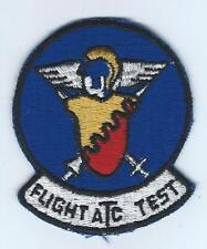 60s ATC FLIGHT TEST patch