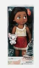 Official Disney Moana Animator Toddler Doll 39cm Tall Ltd Edition NEW IN BOX