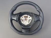 Aplati Volant en Cuir BMW E92, E93 Neuf Recouvert de Similicuir 3-375-E90-1