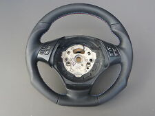 Aplatie Cuir Volant BMW e92, e93 Nouveau lederrbezug Steering Wheel 3-375-e90-1