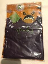 Tesco 120x180cm Halloween Tablecloth Plastic Party Table Cover Decoration