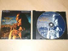The Last of the Mohicans - Original Score - Jones & Edelman (CD) Nr Mint McNeely