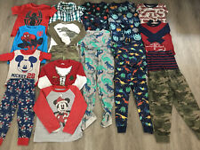Toddler Boys Clothing Lot, 18 Items, 4T, Spider-Man, Mickey Mouse, Carter's