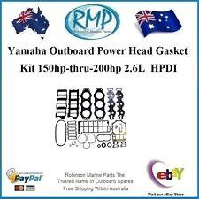 A Brand New Power Head Gasket/Seal Kit Yamaha HPDI 150hp-thru-200hp # 68F-W0001