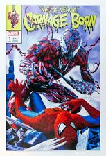 Web of Venom Carnage Born #1 (2018 Marvel) Mike Mayhew Exclusive Limited Variant