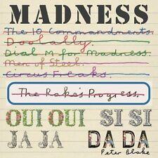 CD de musique rock album ska