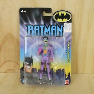 2008 Batman The Joker Action Figure Mattel DC - New + Sealed - The Joker