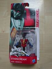 "Hasbro Transformers Decepticon Starscream 3"" minibot figurine - OPEN PACKAGE"