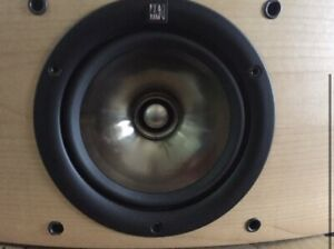 KEF iQ 2c Centerlautsprecher / Ahorn Hifi Center Speaker