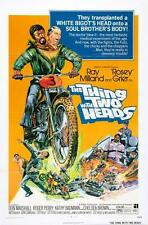 Thing With Two Heads The Movie Poster