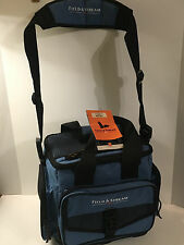 Field & Stream 360 Tackle Bag Angler Series w/ 4 Utility Boxes Blue Freshwater