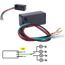 Universal Motorbike Motorcycle LED Indicator Turn Signal Flasher Relay 12V 3 Pin