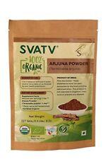 SVATV Arjuna Pulver (Terminalia Arjuna) - USDA / EU zertifiziert Organic 227g