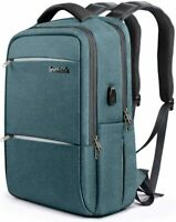 Inateck School Business Travel Laptop Backpack, Fits Up to 15.6 Inch Laptop