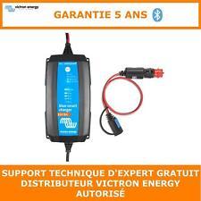 Chargeur de batterie Smart IP65 24V 8A CEE 7/17 et Prise allume-cigare de 12V