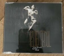 """PAULA ABDUL """"MY LOVE IS FOR REAL"""" CD SINGLE WITH REMIXES 1995"""