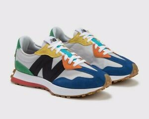 New Balance 327 # MS327PBA White Multicolor Men