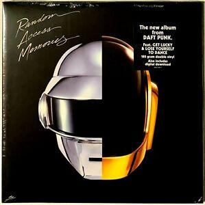 Daft Punk - Random Access Memories LP Vinyl Record Album New + Sealed 180-gram